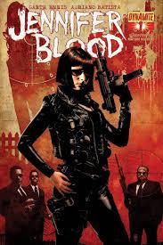 Jennifer Blood