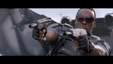 Captain America The Winter Soldier Falcon