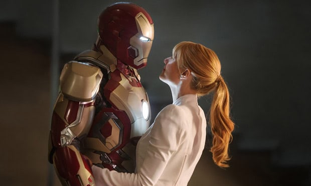 pepper and iron man