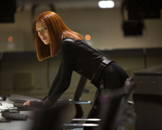 Captain America The Winter Soldier Natasha Romanoff
