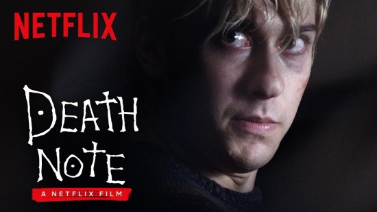 death note advertise'