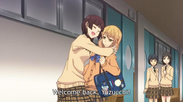 Citus Yuzu and Harumi