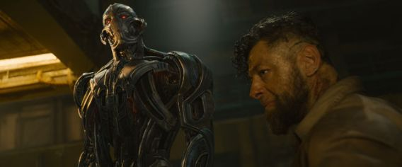 Age of Ultron Kaue and Ultron