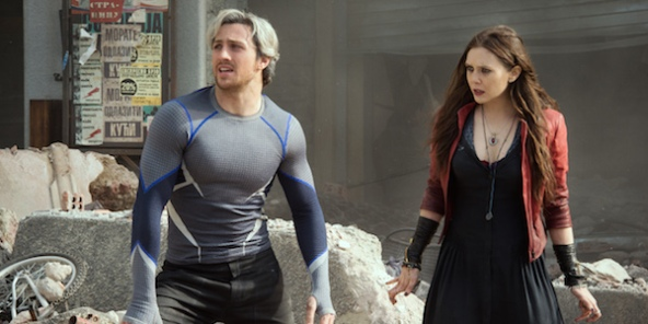 Age of Ultron Scarlet Witch Quicksilver