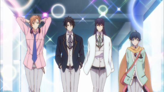 Anime-Butlers-x-Battlers-Student-Council