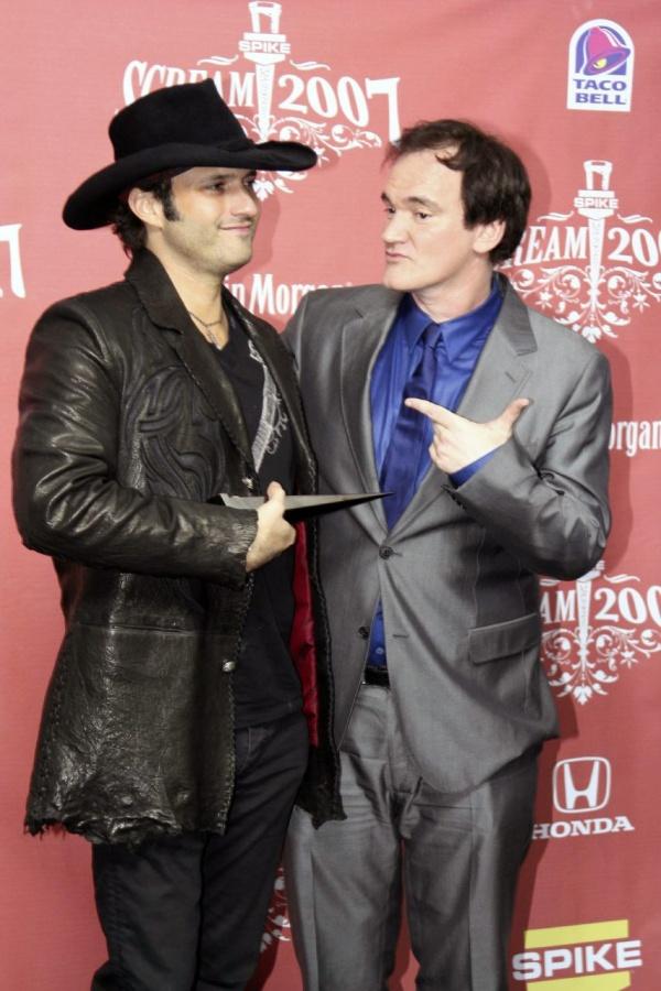 Robert-Rodriguez-Quentin-Tarantino